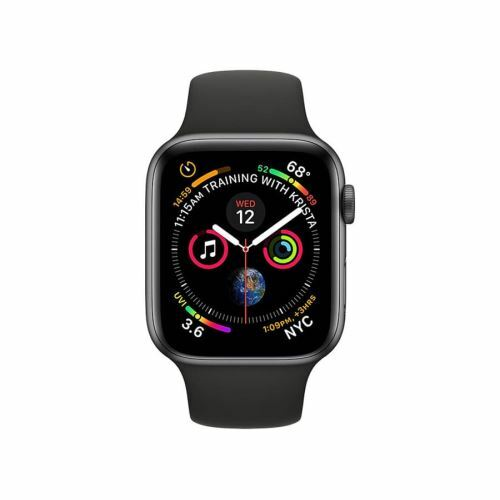 Apple Watch Series 4 LTE, 40mm - Sport Band - Hình 2