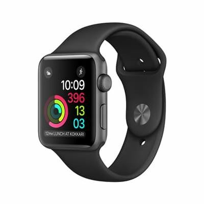 Apple Watch Series 2, 42mm THÉP - Likenew 99%