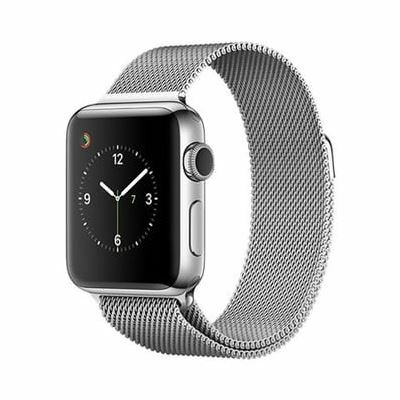 Apple Watch Series 2, 42mm - Viền Thép, Dây Thép, Cũ 99%