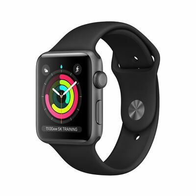 Apple Watch Series 3 38mm NHÔM (GPS) - Like New 99%