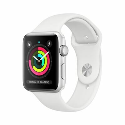 Apple Watch Series 3 42mm THÉP (GPS) - Like New 99%