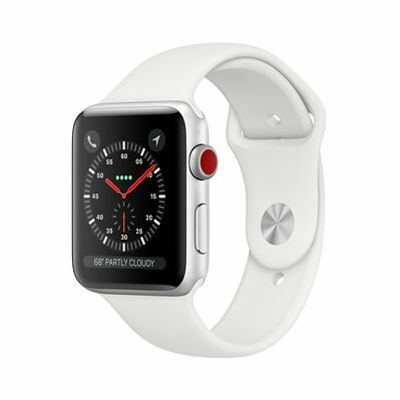 Apple Watch Series 3 42mm THÉP (LTE) - Like New 99%