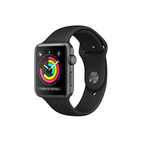 Apple Watch Series 3 38mm NHÔM (GPS) - Like New 99% - Hình 1
