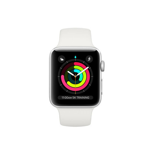 Apple Watch Series 3 42mm THÉP (GPS) - Like New 99% - Hình 2