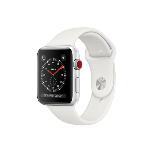 Apple Watch Series 3 42mm NHÔM (LTE) - Like New 99% - Hình 1