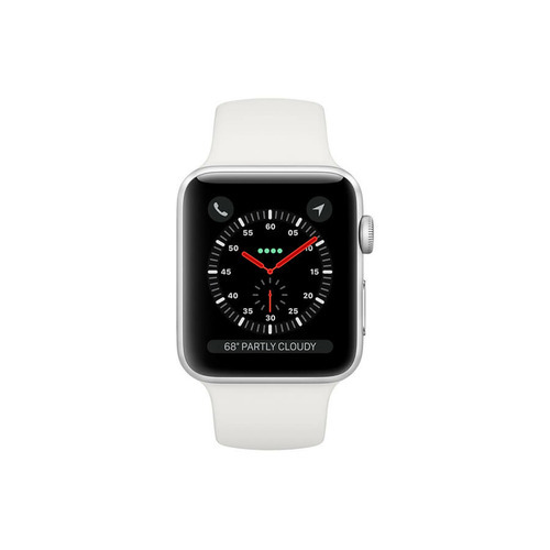 Apple Watch Series 3 42mm NHÔM (LTE) - Like New 99% - Hình 2