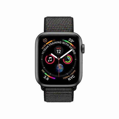 Apple Watch Series 4 GPS, 40mm - Sport Loop - Hình 2