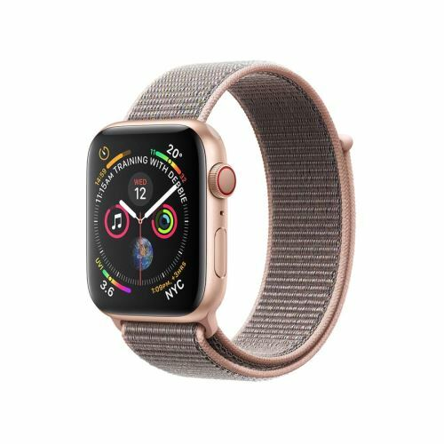 Apple Watch Series 4 LTE, 40mm - Sport Loop - Hình 1