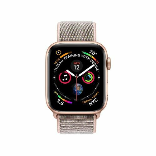 Apple Watch Series 4 LTE, 40mm - Sport Loop - Hình 2