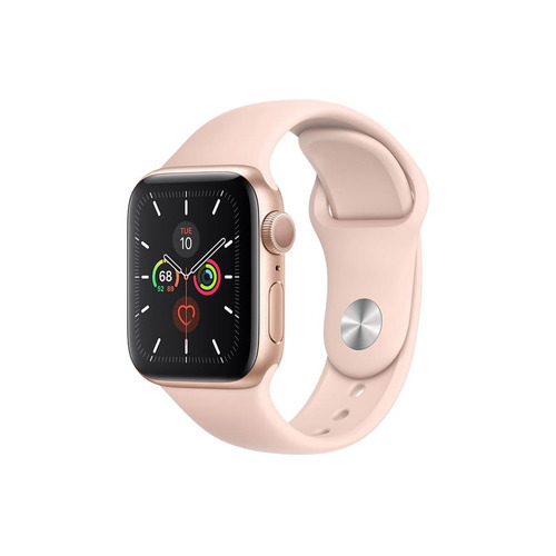 Apple Watch Series 5 44mm NHÔM (GPS) - New 100% - Hình 1