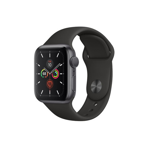 Apple Watch Series 5 40mm NHÔM (GPS) - New 100% - Hình 1