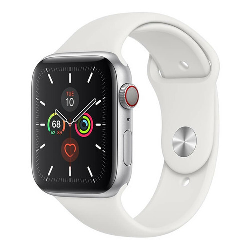 Apple Watch Series 5 44mm NHÔM (LTE) - New 100% - Hình 1