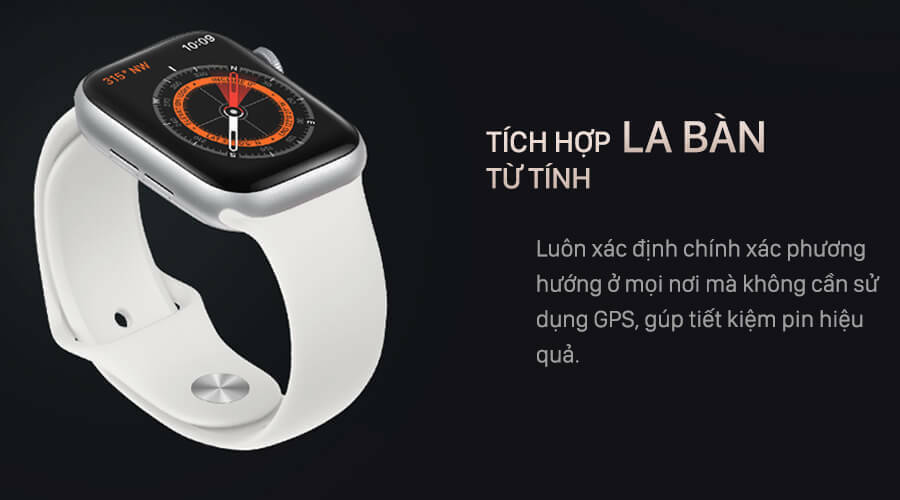 Apple Watch Series 5 40mm - Hình 3