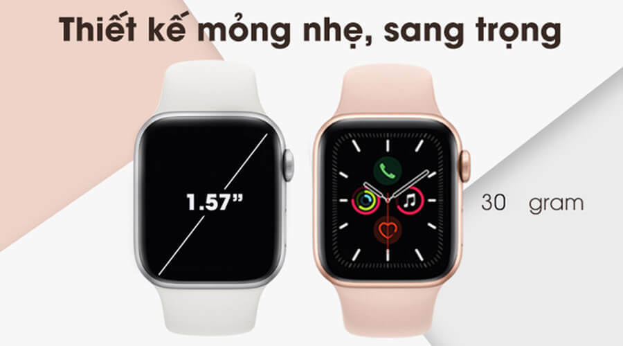 Apple Watch Series 5 40mm - Hình 1