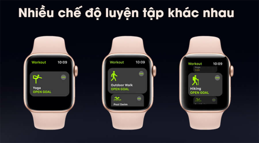 Apple Watch Series 5 44mm NHÔM (GPS) - New 100% - Hình 6