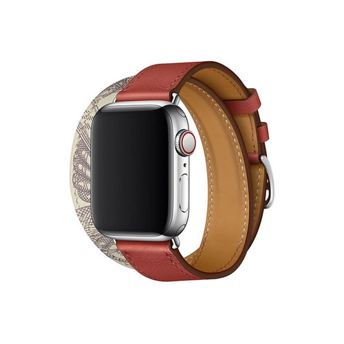 Dây Hermes (Double) Apple Watch - Hình 1