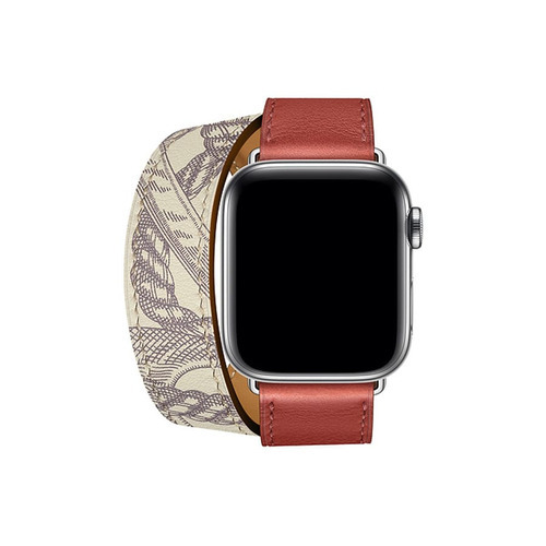 Dây Hermes (Double) Apple Watch - Hình 2