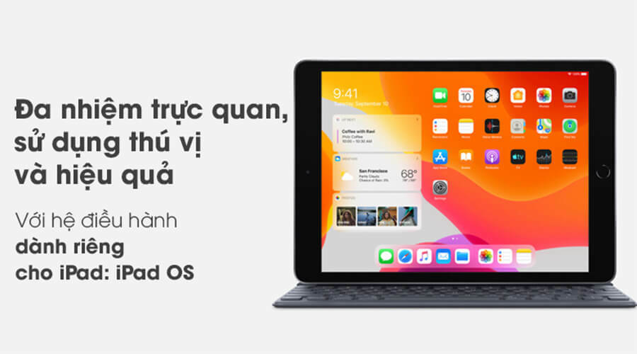 iPad Gen 7 Wifi 32Gb 2019 - Hình 4