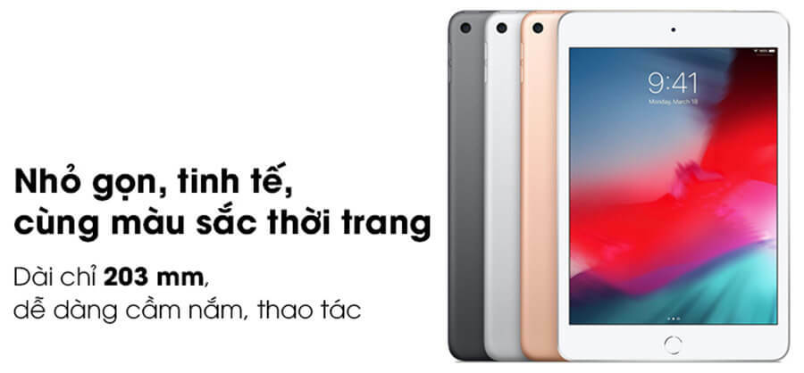 iPad Mini 5 2019 (7.9 inch) - Hình 1