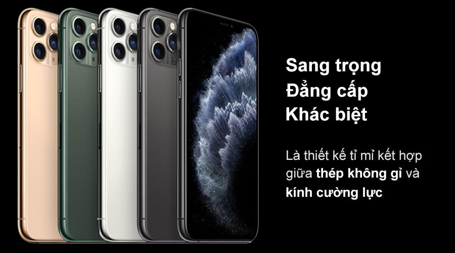 iPhone 11 Pro Max 64GB 2 Sim (ZA/A) - Hình 2