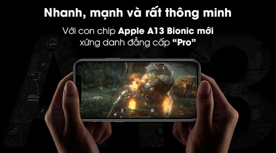 iPhone 11 Pro Max 64GB - Hình 3