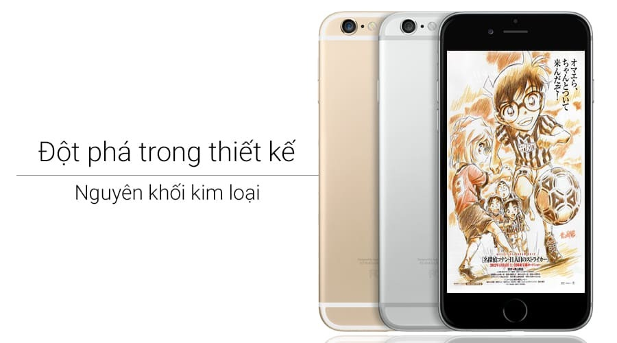 iPhone 6 Plus 16GB - Hình 1