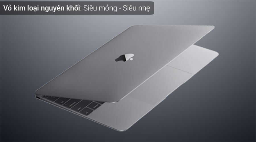 "Apple Macbook 12"" (2018) M3 1.2GHz/8GB/256GB Mới 100% - Hình 1"