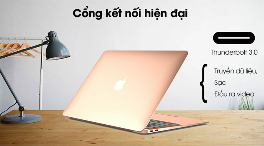 "Apple Macbook Air 13"" (2019) i5 1.6GHz/8GB/128GB Cũ 99% - Hình 5"