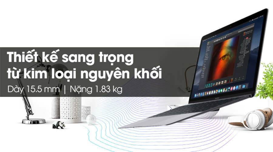 "Apple Macbook Pro 15"" (2019) i7 2.6GHz/16GB/256GB Mới 100% - Hình 1"