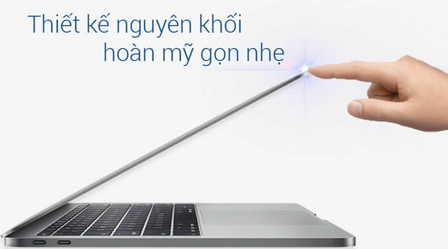 Apple Macbook Pro 13 (2017) i5 2.3GHz/8GB/128GB Mới 100% - MPXR2 - Hình 2