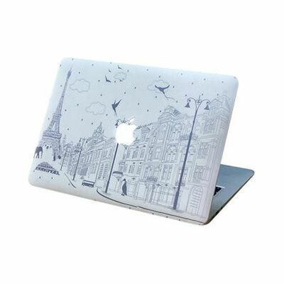 Ốp Lưng MacBook Paris