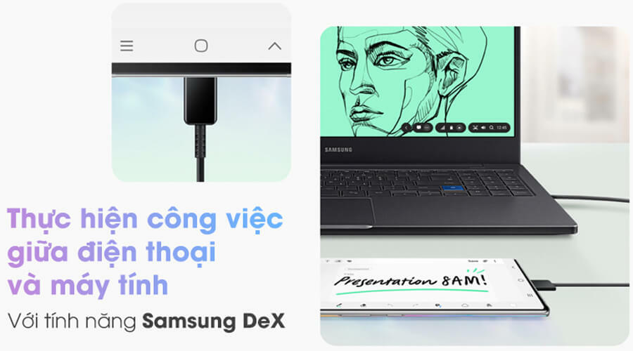 Samsung Galaxy Note 10 256GB - Hình 3