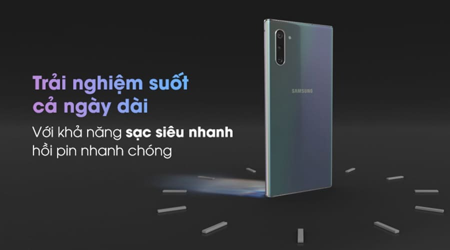 Samsung Galaxy Note 10 Plus 256GB - Hình 9