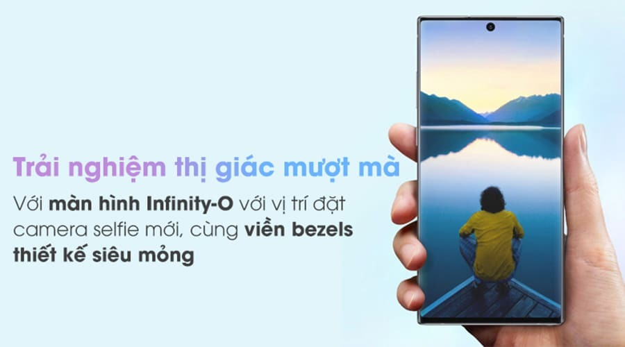 Samsung Galaxy Note 10 Plus 256GB - Hình 2