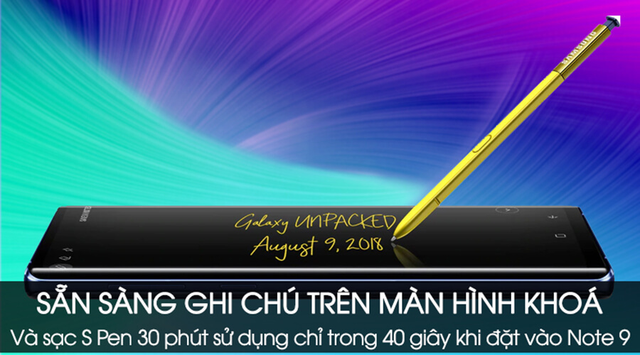 Samsung Galaxy Note 9 512GB - Hình 4