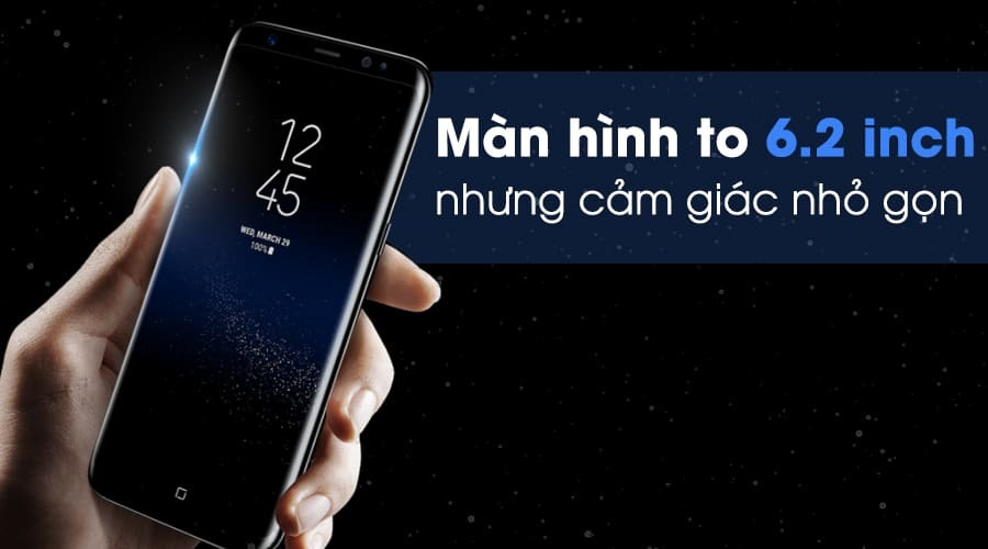 Samsung Galaxy S8 Plus 64GB - Hình 2
