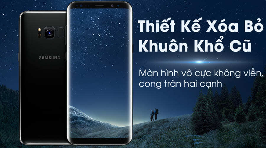 Samsung Galaxy S8 Plus 64GB - Hình 1
